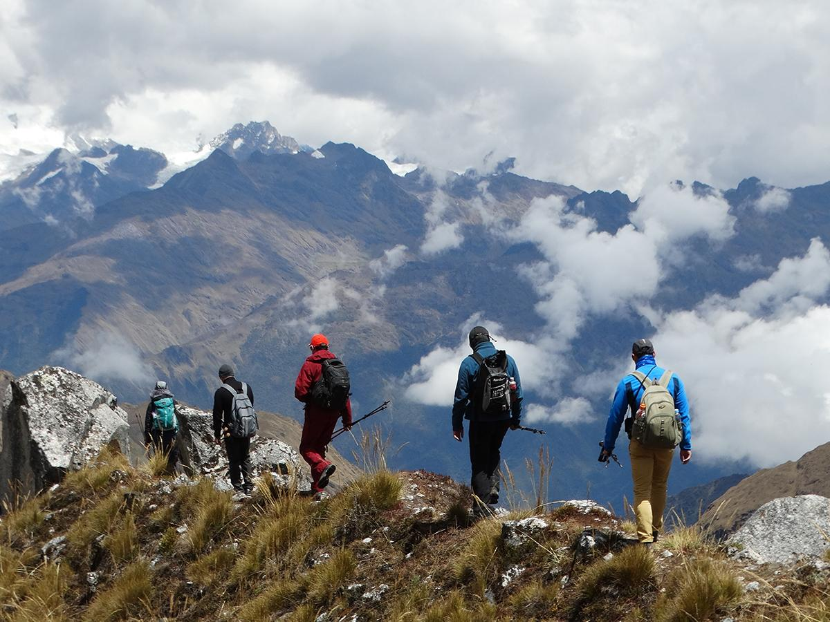 Short Salkantay Trek